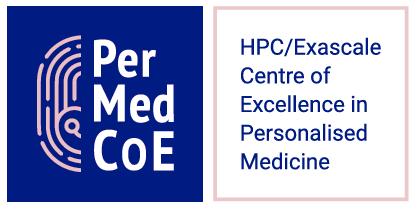 PerMedCoE Logo