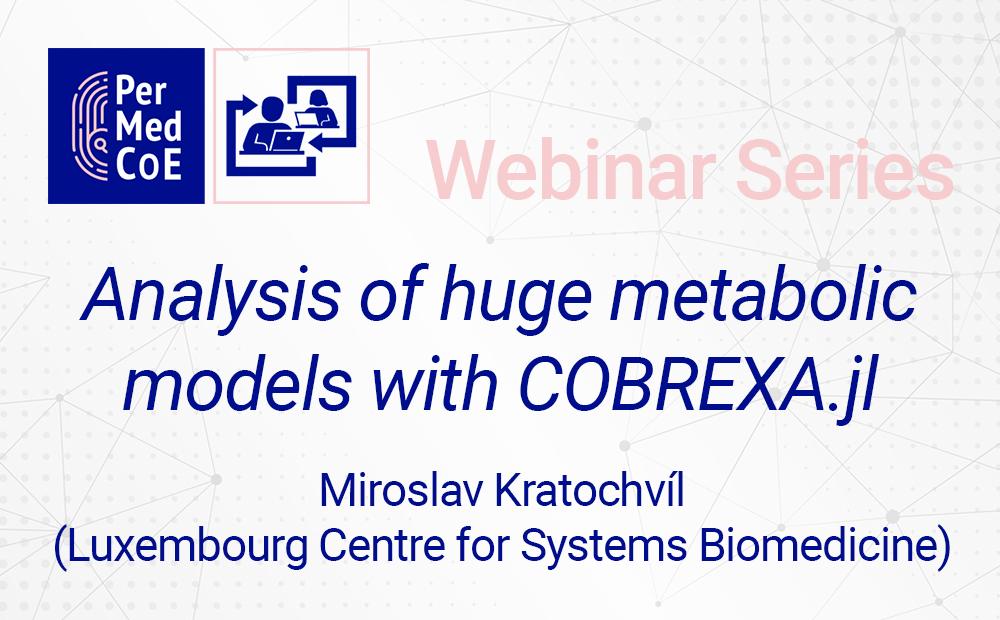 Analysis of huge metabolic models with COBREXA.jl