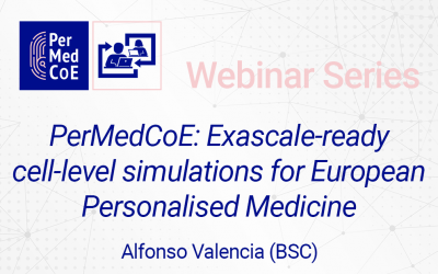 Exascale-ready cell-level simulations for EU Personalised Medicine